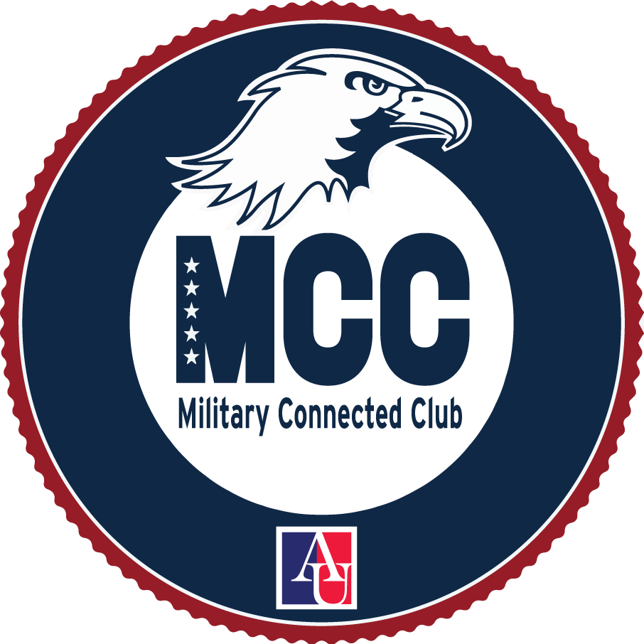 American University - Military Connected Club (AUMCC)